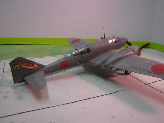 Short Name: Ki-46 III Long Name: Mitsubishi Army Type 100 Command Reconnaissance Plane Allied Name: Dinah