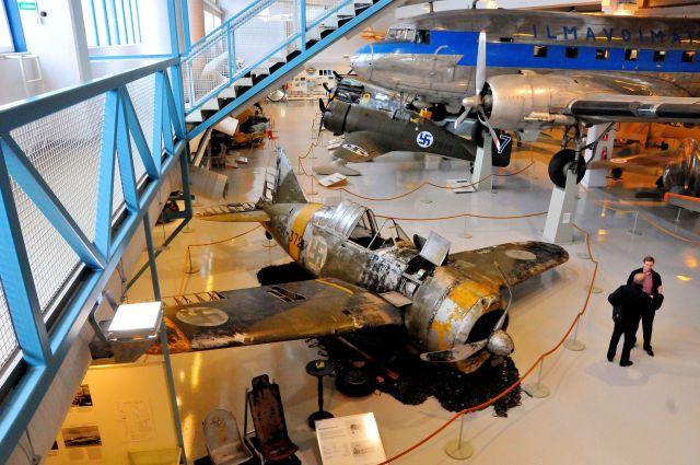 Air_Museum_Tikkakoski_Brewster14_BW372