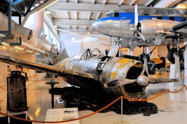 Air_Museum_Tikkakoski_Brewster6_BW372