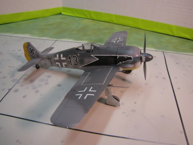 "A Fw190A.  That's ""Anton"" to its friends."