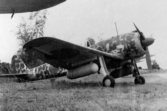 Nakajima, Ki-43, Hayabusa Peregrine Falcon Oscar Jim Army Type 1 Fighter