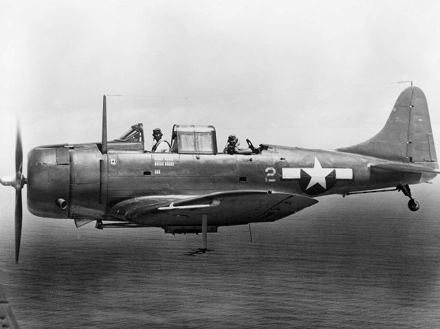 Douglas_SBD-5_VMSB-231_1945