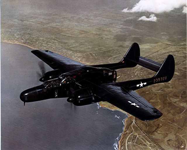Northrop P-61B Black Widow